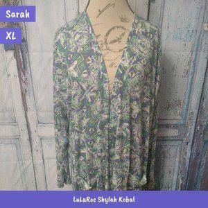 XL LuLaRoe Sarah Cardigan